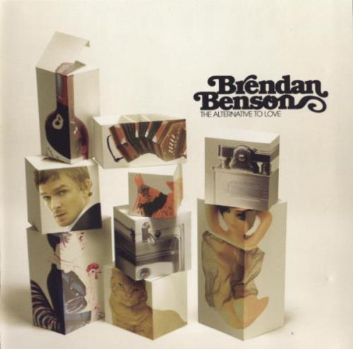 Brendan Benson The Alternative To Love CD album (CDLP) UK RNECDTH318661