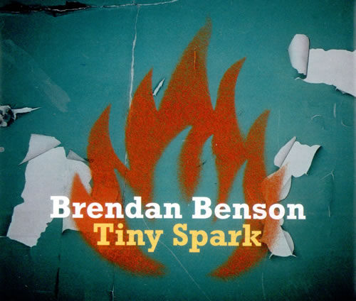 "Brendan Benson Tiny Spark CD single (CD5 / 5"") UK RNEC5TI506237"
