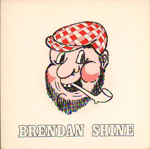 "Brendan Shine Doogeens - P/s 7"" vinyl single (7 inch record) UK F5E07DO640657"