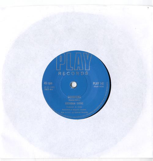 "Brendan Shine Doogeens 7"" vinyl single (7 inch record) UK F5E07DO614795"