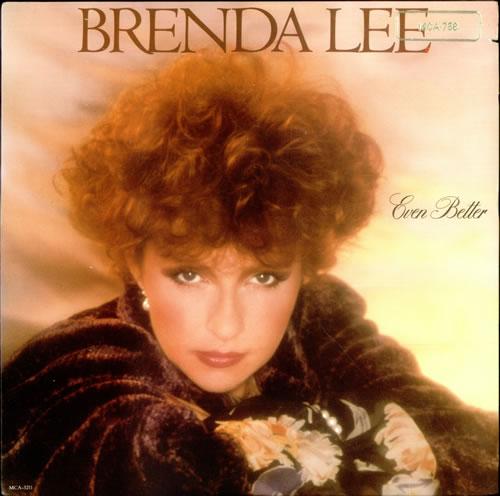 Brenda Lee Even Better US vinyl LP album (LP record) (529025)