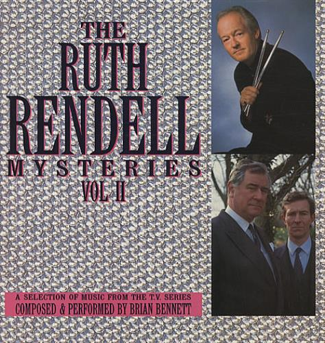 Brian Bennett The Ruth Rendell Mysteries - Volume II vinyl LP album (LP record) UK ENNLPTH325299