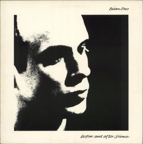 Brian Eno Before And After Science vinyl LP album (LP record) UK ENOLPBE210489