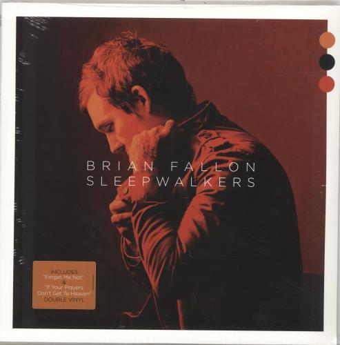 "Brian Fallon Sleepwalkers + Bonus 7"" - Sealed 2-LP vinyl record set (Double Album) German I4I2LSL692697"