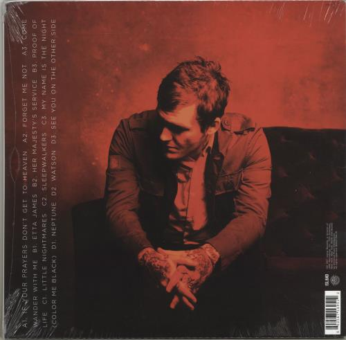 Brian Fallon Sleepwalkers - Red Vinyl - Sealed 2-LP vinyl record set (Double Album) US I4I2LSL704255