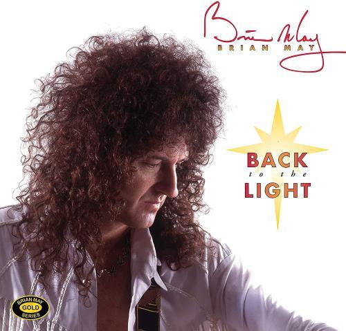 Brian May Back To The Light - 180 Gram Black Vinyl - Sealed vinyl LP album (LP record) UK MAYLPBA773181