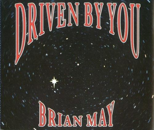 """Brian May Driven By You CD single (CD5 / 5"""") UK MAYC5DR33237"""