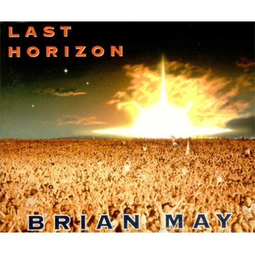 "Brian May Last Horizon CD single (CD5 / 5"") UK MAYC5LA34754"