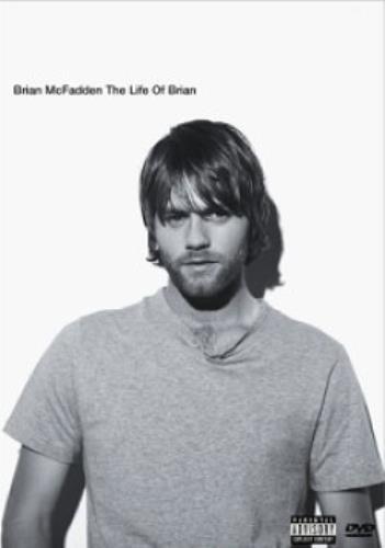 Brian McFadden The Life Of Brian DVD UK BMFDDTH324152