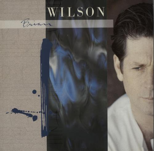Brian Wilson Brian Wilson vinyl LP album (LP record) German BWILPBR50803