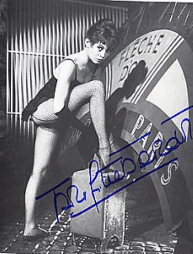 Brigitte Bardot Autographed Picture memorabilia UK BGIMMAU265500