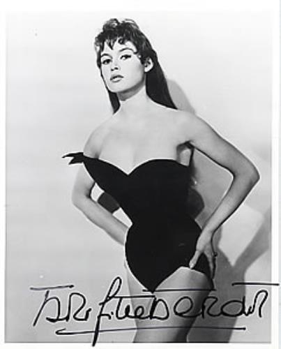 Brigitte Bardot Autographed Publicity Photograph - 3/4 shot photograph UK BGIPHAU259381