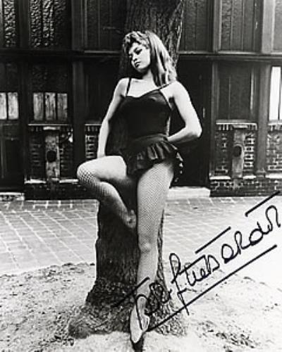Brigitte Bardot Autographed Publicity Photograph photograph UK BGIPHAU260085