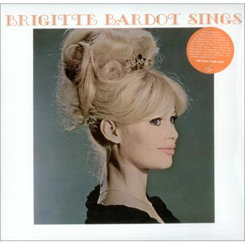 Brigitte Bardot Brigitte Bardot Sings vinyl LP album (LP record) Russian BGILPBR421862
