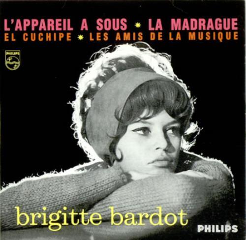 """Brigitte Bardot L'Appareil A Sous CD single (CD5 / 5"""") French BGIC5LA169145"""