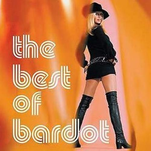 Brigitte Bardot The Best Of Bardot CD album (CDLP) UK BGICDTH296758