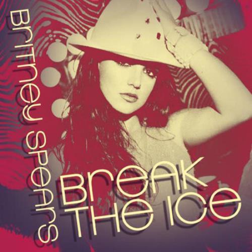 "Britney Spears Break The Ice CD single (CD5 / 5"") German BTPC5BR433919"