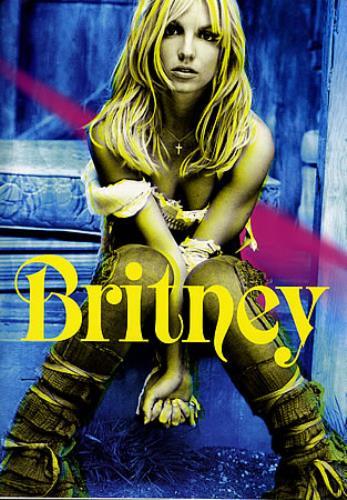 Britney Spears Britney Phone Card Singapore Cd Rom 201559