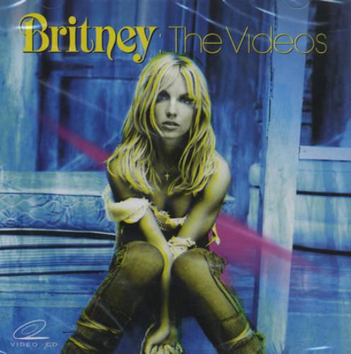 Britney Spears Britney The Videos Thailand Video Cd 219040