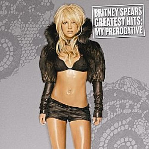 Britney Spears Greatest Hits: My Prerogative CD album (CDLP) UK BTPCDGR307256