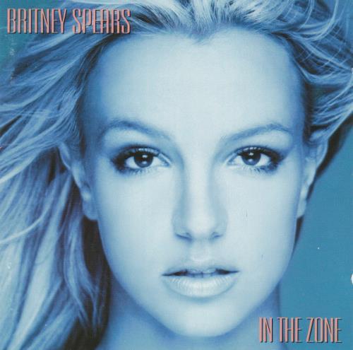 Britney Spears In The Zone CD album (CDLP) UK BTPCDIN261997