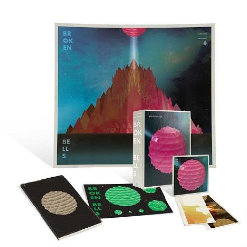 Broken Bells Broken Bells CD Album Box Set UK B3EDXBR499341