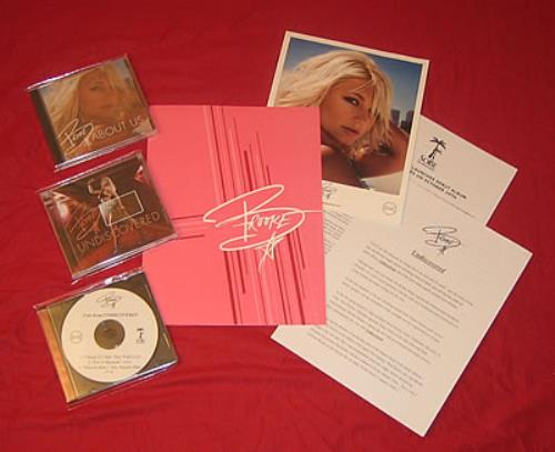Brooke Hogan Undiscovered media press kit US HO6KIUN382781