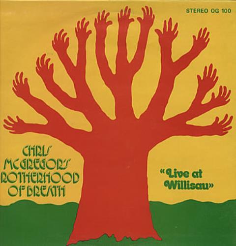 Brotherhood Of Breath Live At Willisau vinyl LP album (LP record) UK BRZLPLI318884