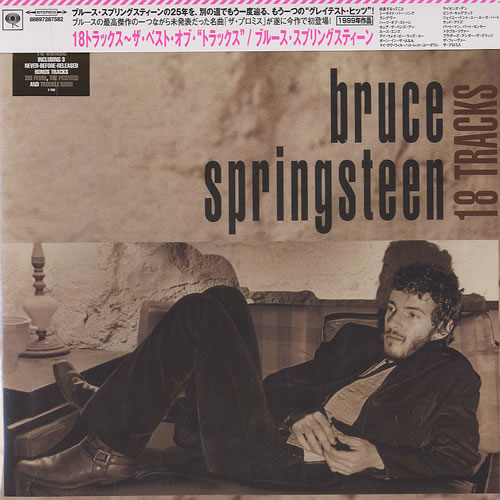 Bruce Springsteen 18 Tracks CD album (CDLP) UK SPRCDTR435409