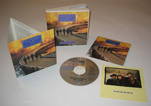 "Bruce Hornsby The Valley Road - Limited Box CD single (CD5 / 5"") UK BRHC5TH50305"
