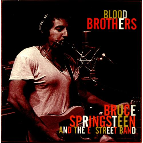 Bruce Springsteen Blood Brothers Us Video Vhs Or Pal Or