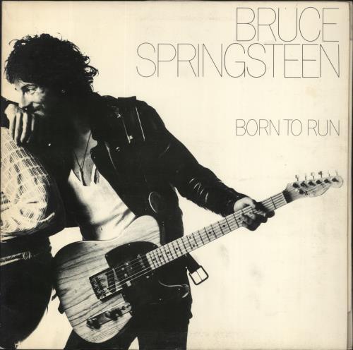 Bruce Springsteen Born To Run - 1st - EX vinyl LP album (LP record) UK SPRLPBO684780