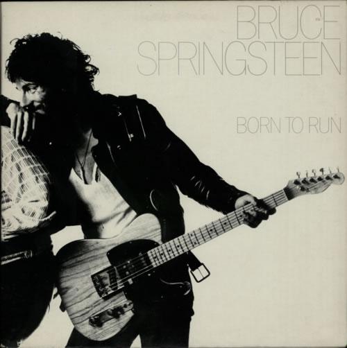 Bruce Springsteen Born To Run - 1st vinyl LP album (LP record) UK SPRLPBO362944