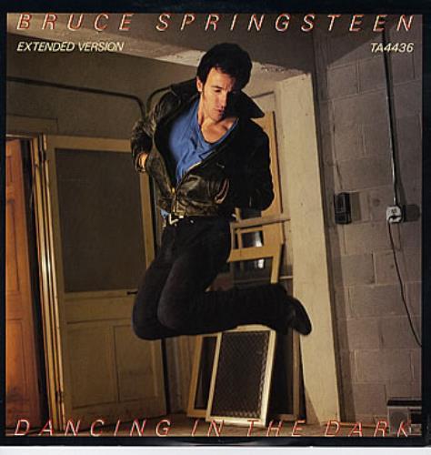 Bruce Springsteen Dancing In The Dark Uk 12 Quot Vinyl Single