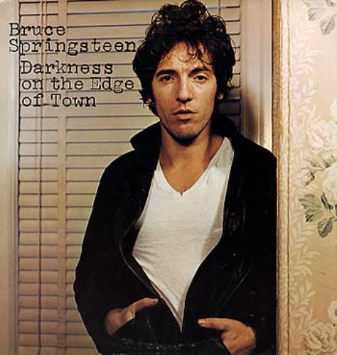 Bruce Springsteen Darkness On The Edge Of Town - Complete vinyl LP album (LP record) Dutch SPRLPDA290986