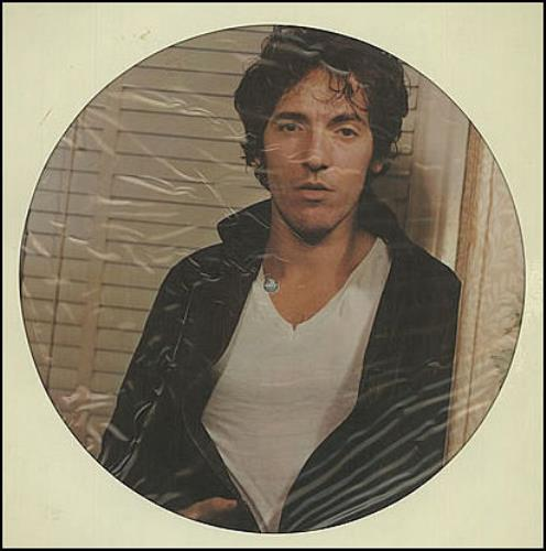 Bruce Springsteen Darkness On The Edge Of Town - Sealed picture disc LP (vinyl picture disc album) US SPRPDDA46892