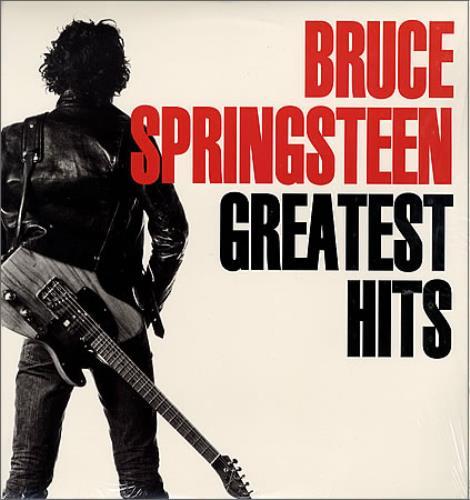 Bruce Springsteen Greatest Hits 2-LP vinyl record set (Double Album) US SPR2LGR359314