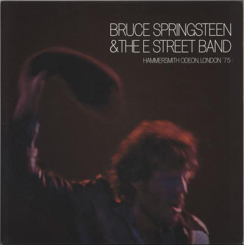 Bruce Springsteen Hammersmith Odeon, London '75 - RSD 4-LP vinyl album set (4 records) UK SPR4LHA735592