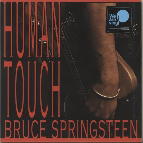 Bruce Springsteen Human Torch - Sealed 2-LP vinyl record set (Double Album) UK SPR2LHU736444