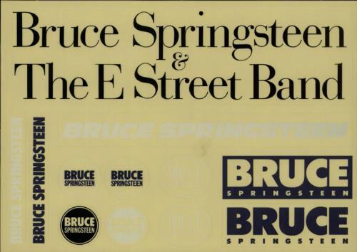 "Bruce Springsteen Live Collection 2 - Born To Run 12"" vinyl single (12 inch record / Maxi-single) Japanese SPR12LI411333"