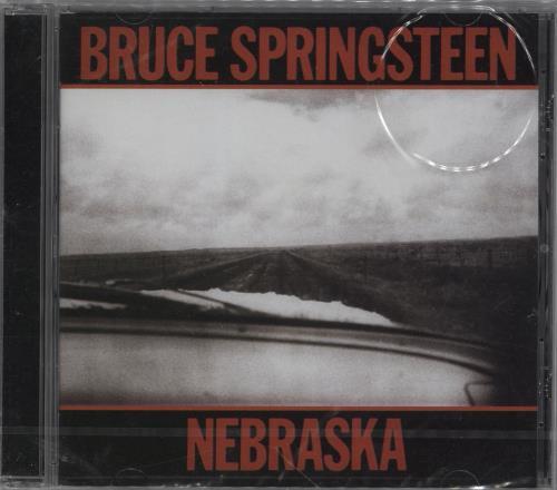 Bruce Springsteen Nebraska - Sealed CD album (CDLP) UK SPRCDNE753430