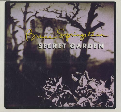 """Bruce Springsteen Secret Garden CD single (CD5 / 5"""") UK SPRC5SE45243"""