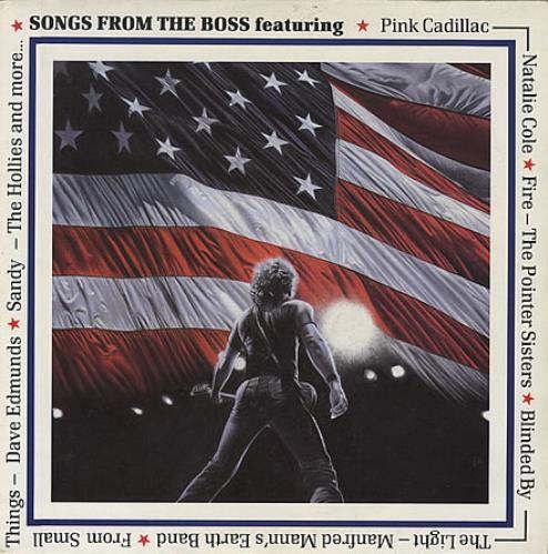 Bruce Springsteen Songs From The Boss 2-LP vinyl record set (Double Album) UK SPR2LSO395278