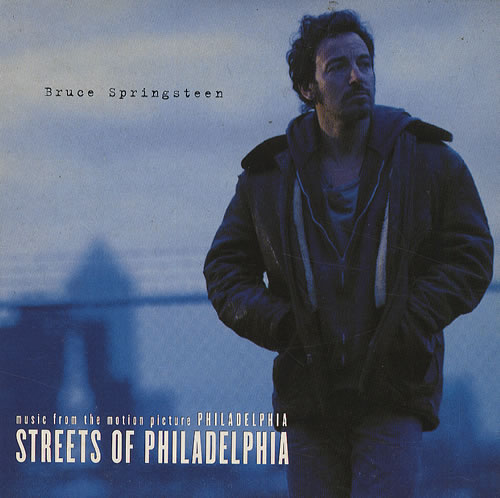 "Bruce Springsteen Streets Of Philadelphia CD single (CD5 / 5"") Austrian SPRC5ST213332"
