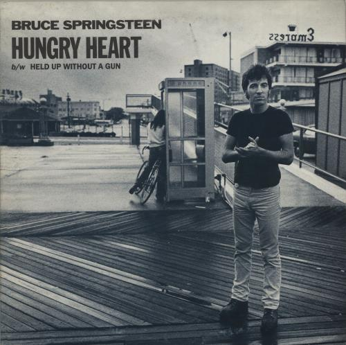 "Bruce Springsteen The Killer Tracks From The River 12"" vinyl single (12 inch record / Maxi-single) Japanese SPR12TH658333"