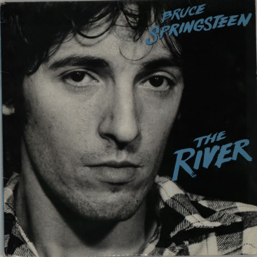 Bruce Springsteen The River - Complete 2-LP vinyl record set (Double Album) UK SPR2LTH197630