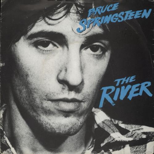 "Bruce Springsteen The River - EX 7"" vinyl single (7 inch record) UK SPR07TH712966"