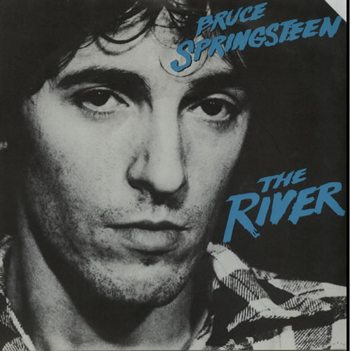 "Bruce Springsteen The River - Injection 7"" vinyl single (7 inch record) UK SPR07TH638667"
