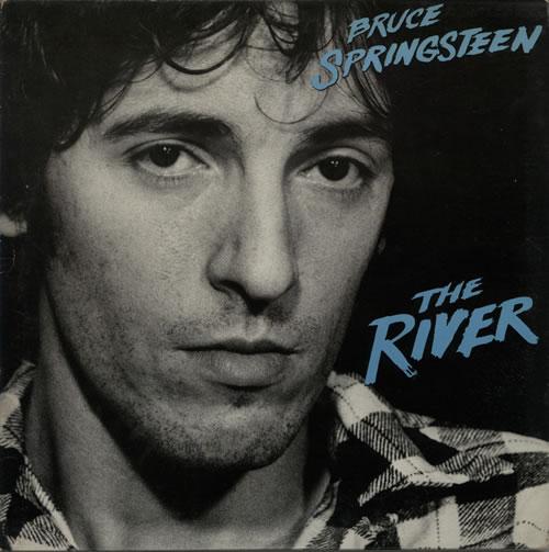 Bruce Springsteen The River 2-LP vinyl record set (Double Album) Dutch SPR2LTH627634