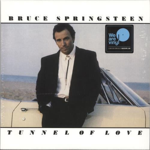 Bruce Springsteen Tunnel Of Love - Sealed 2-LP vinyl record set (Double Album) UK SPR2LTU735609